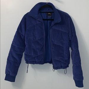 Urban outfitters blue bomber